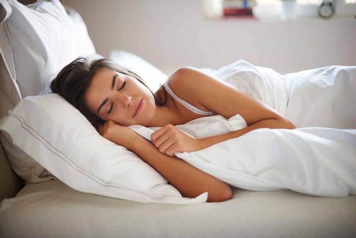 fall back sleep