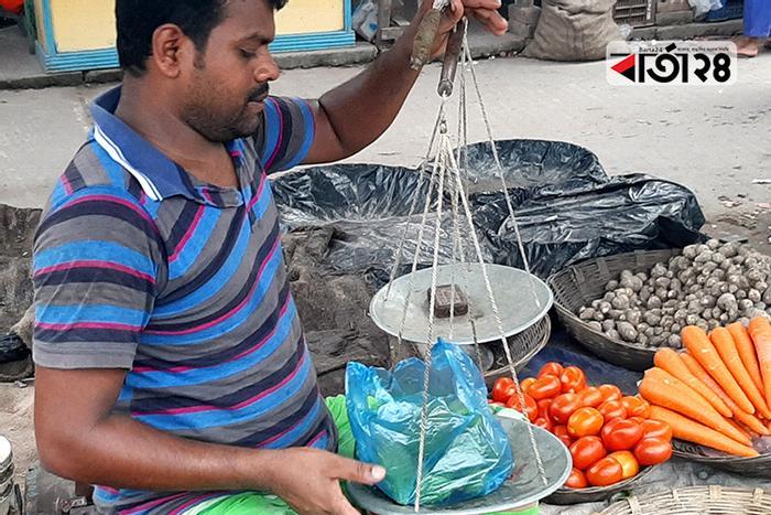 নিষিদ্ধ পলিথিনে সয়লাব ময়মনসিংহ বাজার!