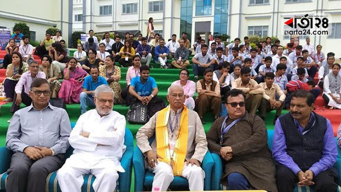 Rajib Nandi was present in the conference venue