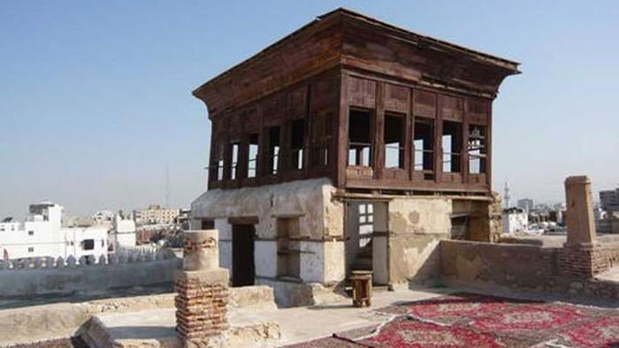 ঐতিহাসিক মক্কা গেট, জেদ্দা