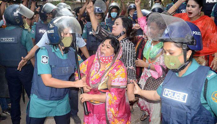 Chittagong BNP convener arrested