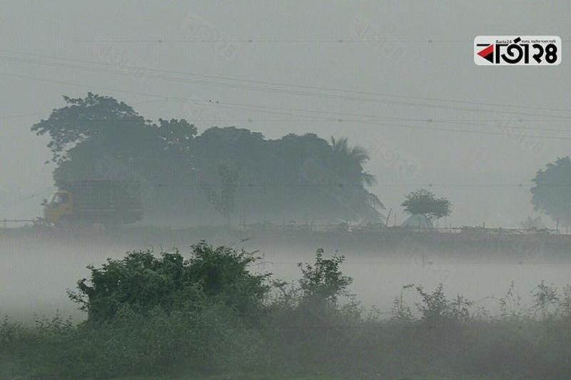 ভোরের কুয়াশা/ছবি: সুমন শেখ