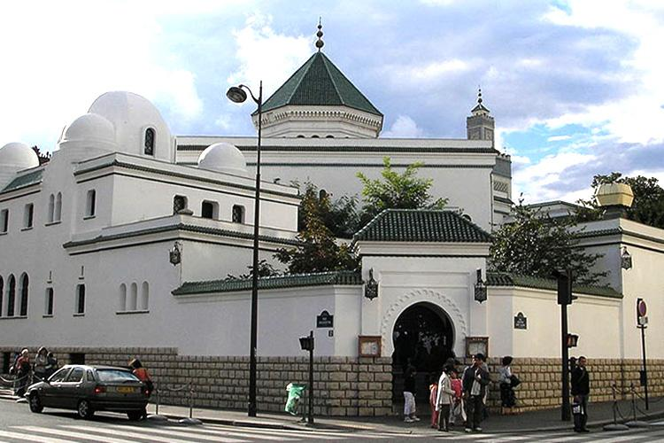 প্যারিস গ্র্যান্ড মসজিদ, মুসলমানদের গর্বের প্রতীক, ছবি: সংগৃহীত