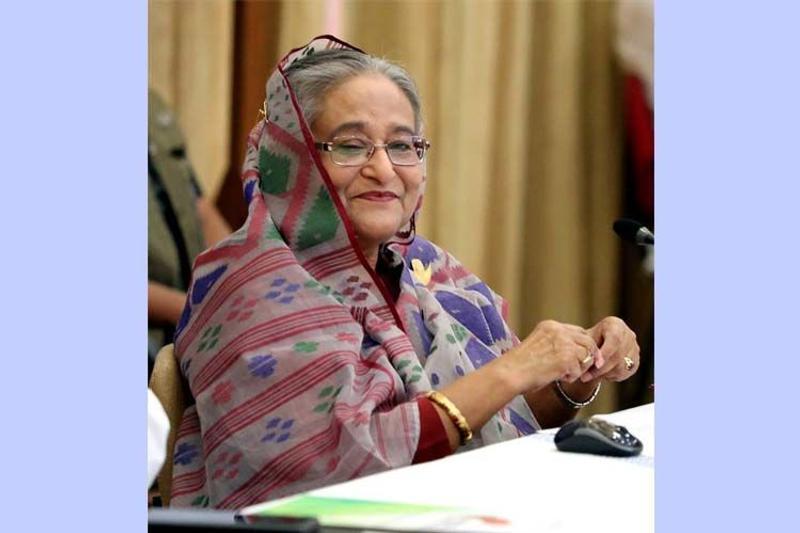 Prime Minister Sheikh Hasina/Photo: Focus Bangla