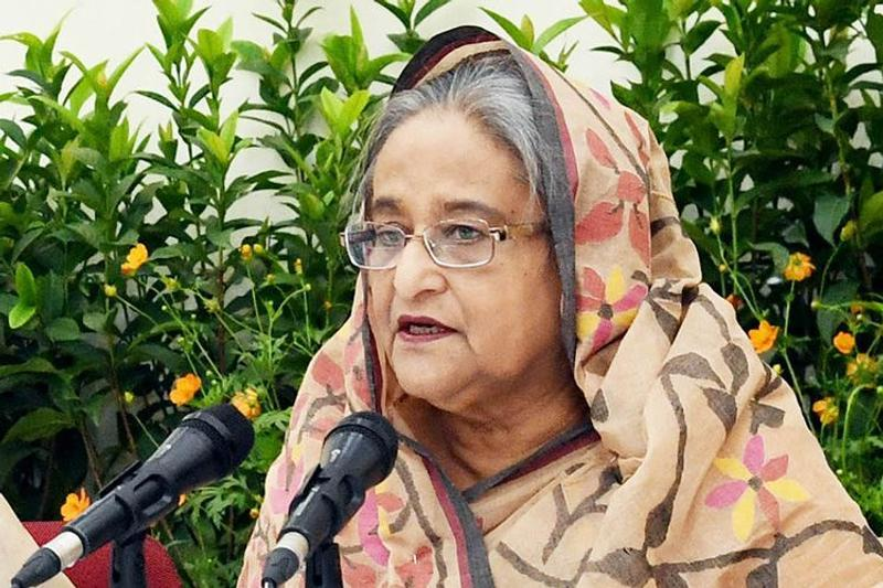 Prime Minister Sheikh Hasina/ Photo: PID