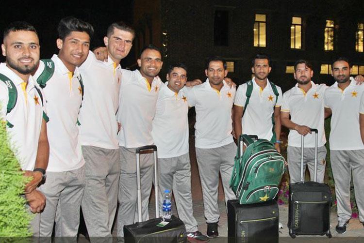বিশ্বকাপ মিশনে দেশ ছেড়েছে পাকিস্তান ক্রিকেট দল