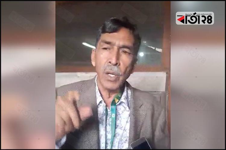 বিএনপি নেতা জাহিদুর রহমান / ছবি: বার্তা২৪