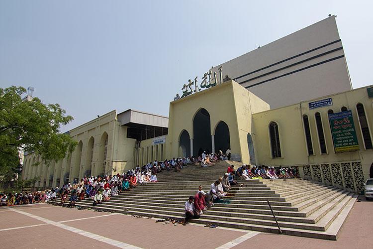 বায়তুল মোকাররম জাতীয় মসজিদ, ছবি: সংগৃহীত