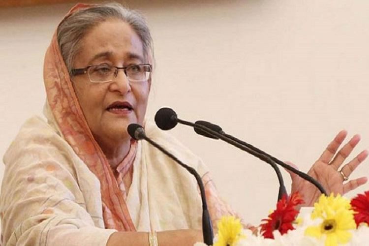 Sheikh Hasina wants the nation united to face the militants