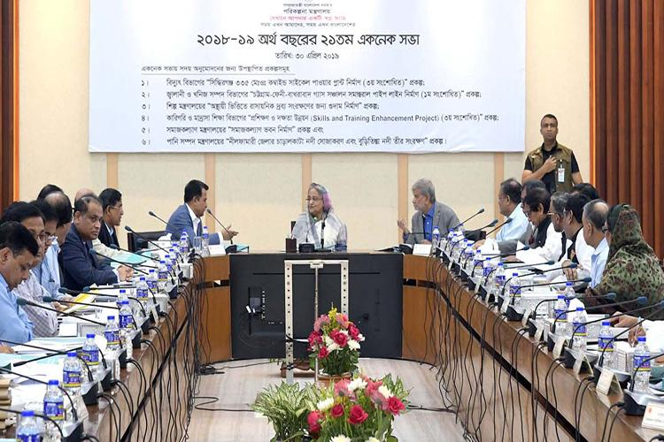 Five guidelines of PM in implementing projects