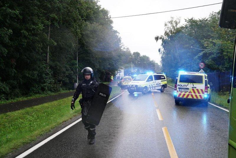 Norway mosque shooting: Man opens fire on Al-Noor Islamic Centre