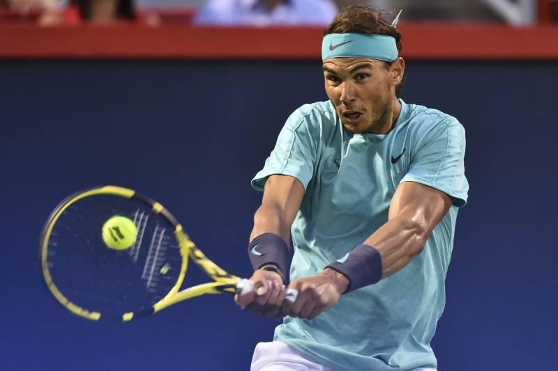 Rafael Nadal win fifth Rogers Cup title