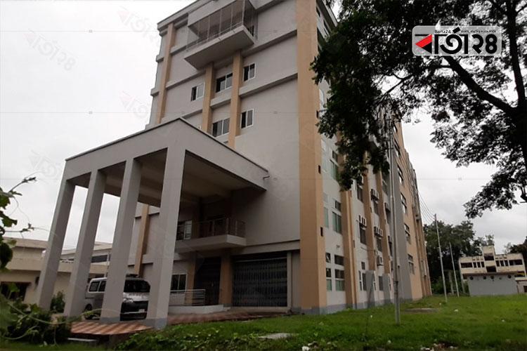 চুয়াডাঙ্গা সদর হাসপাতালের নতুন ভবন, ছবি: বার্তাটোয়েন্টিফোর.কম