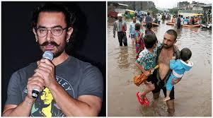 Aamir Khan donates to Bihar Flood victims