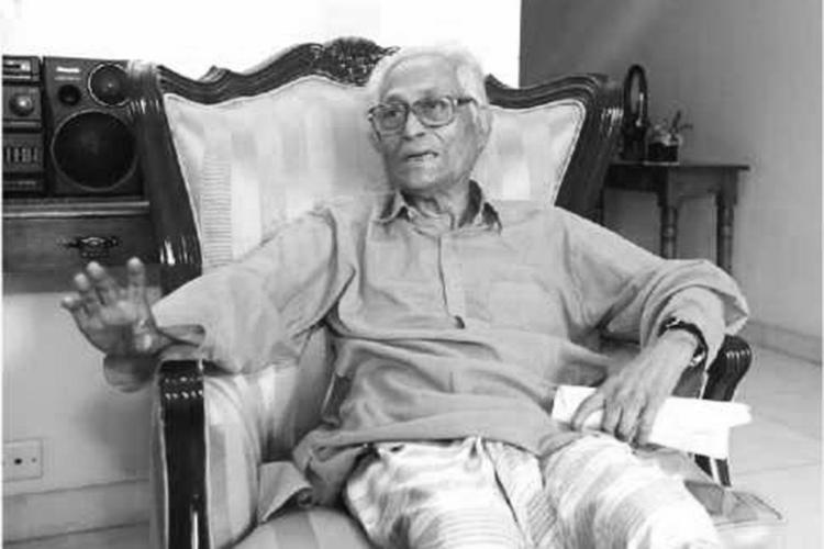 অধ্যাপক মোজাফফর আহমদ, ছবি: সংগৃহীত
