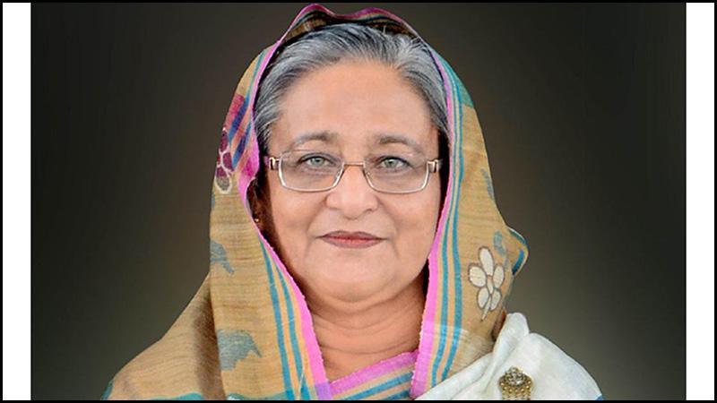 Prime Minister Sheikh Hasina, File Photo