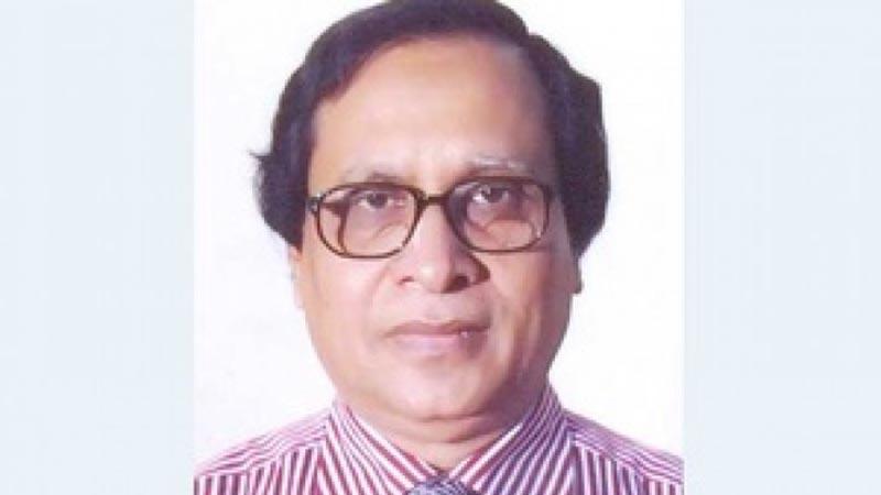 রাবি উপাচার্য অধ্যাপক ড. এম আব্দুস সোবহান