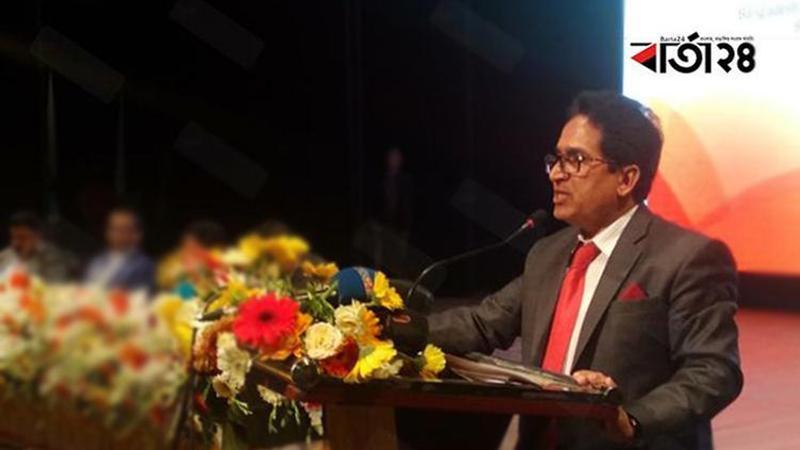 NBR chairman Md Mosharraf Hossain Bhuiyan