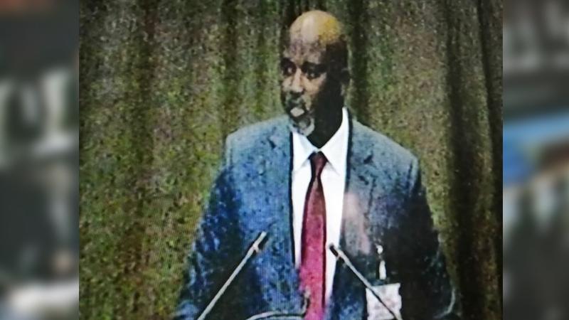 গাম্বিয়ার আইনমন্ত্রী আবুবকর মারি তামবাদু