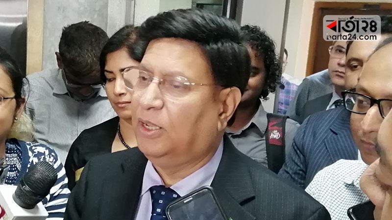 Foreign Minister Dr. AK Abdul Momen, Photo: Barta24.com