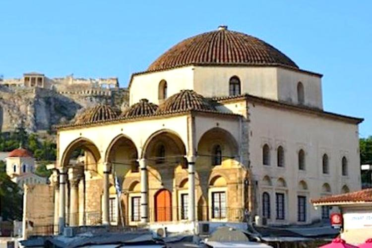 ফাতিয়া মসজিদ, এথেন্স, গ্রিস, ছবি: সংগৃহীত