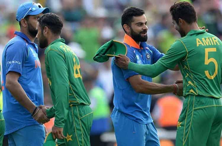 মাঠে ফের এভাবে দেখা যাবে কি ভারত-পাকিস্তানের ক্রিকেটারদের?