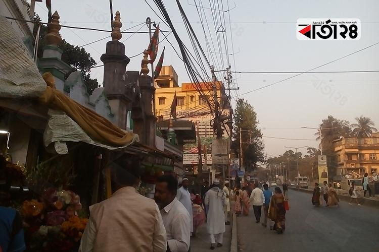 ১নং যশোহর রোড, দমদম, কলকাতা, ছবি: বার্তা২৪.কম