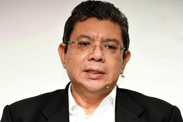 Malaysian Foreign Minister Saifuddin bin Abdullah, Photo: collected