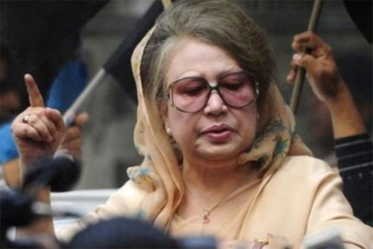 Khaleda Zia's counsels issue legal notice to six for disallowing sign in legal papers