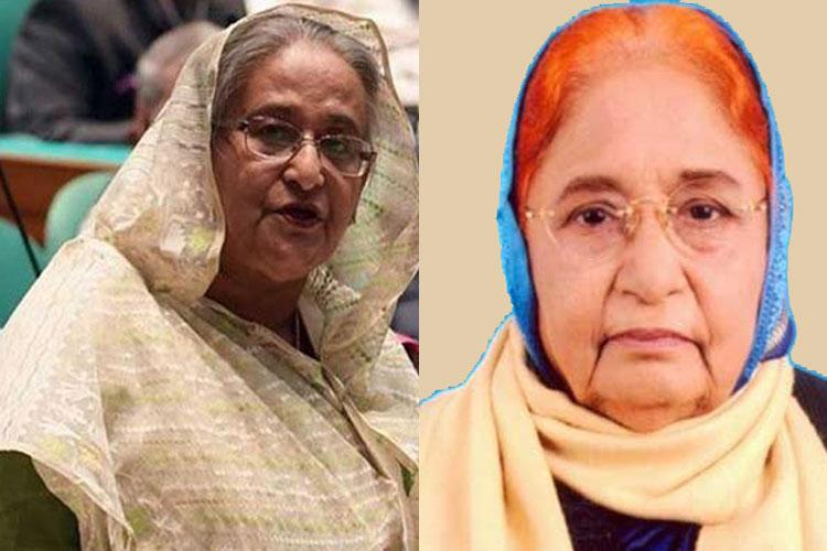 Prime Minister condoles the death of Rushema Begum in Jatiya Sangsad