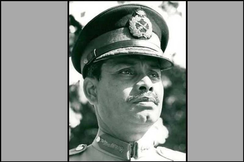 সাবেক রাষ্ট্রপতি হুসেইন মুহম্মদ এরশাদ/ ছবি: সংগৃহীত