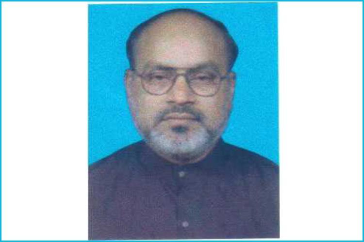 অধ্যাপক ড. মো. দিদার-উল-আলম, ছবি: সংগৃহীত