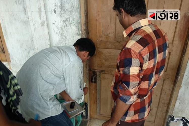 ইটভাটা সিলগালা করেন উপজেলা নির্বাহী কর্মকর্তা