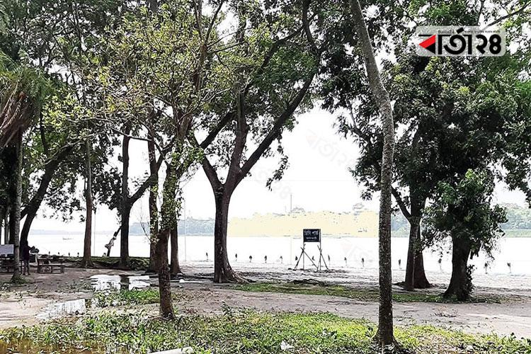 সুগন্ধা নদীর তীর, ছবি: বার্তা২৪