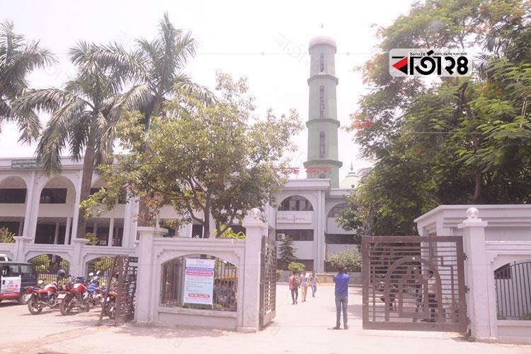 আশকোনা হজক্যাম্প, ছবি: সৈয়দ মেহেদী, বার্তা২৪.কম