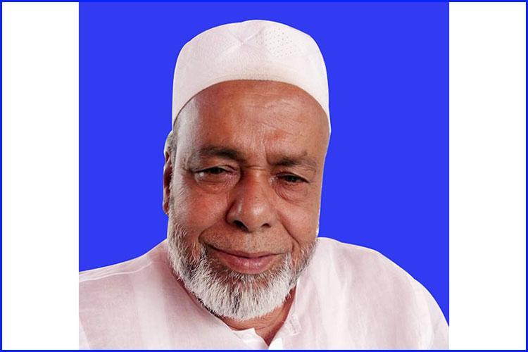 গাজীপুর-২ আসনের সাবেক সংসদ সদস্য হাসান উদ্দিন সরকার, ছবি: সংগৃহীত