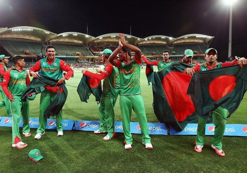 Bangladesh expects to be in last four in upcoming WC