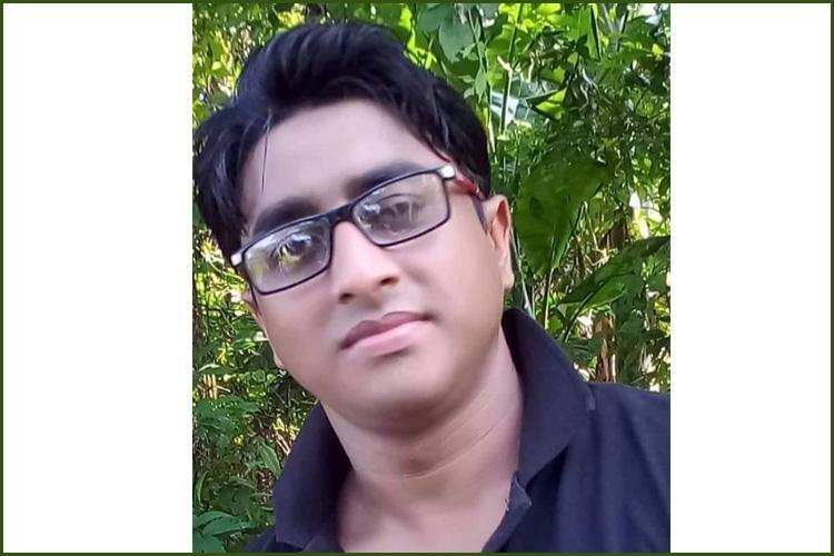 চাঁদপুরে প্রতিবন্ধী হত্যাকাণ্ডে আটক কাউছার হামিদ, ছবি: সংগৃহীত