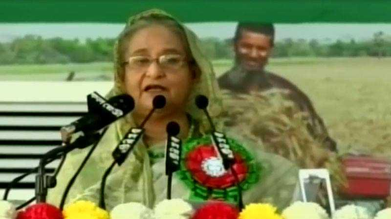 Awami League President and Prime Minister Sheikh Hasina, Photo: Collected