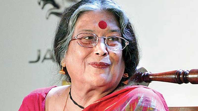 Litterateur Navanita Sen passes away