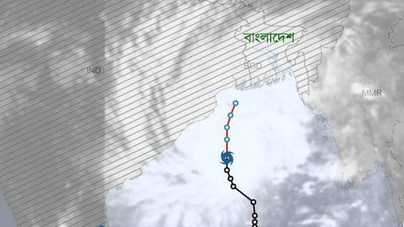 Bulbul intensifies into category 2 cyclone