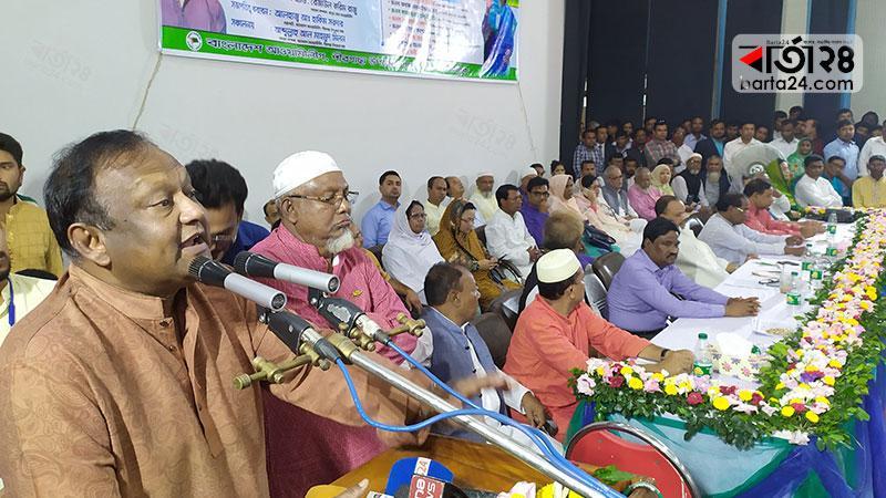 বাণিজ্যমন্ত্রী টিপু মুনশি। ছবি: বার্তাটোয়েন্টিফোর.কম