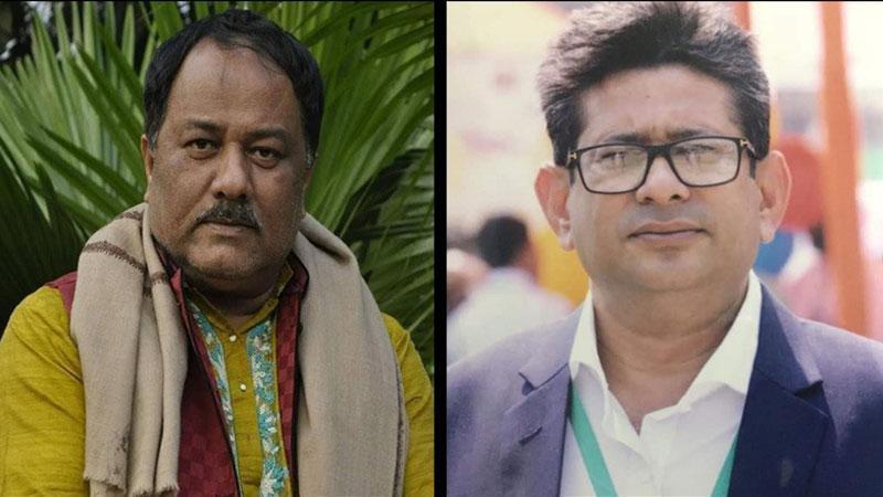 Nirmal Ranjan Guha and Afzalur Rahmna Babu