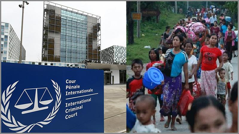 Myanmar rejects ICC probe on Rohingya torture