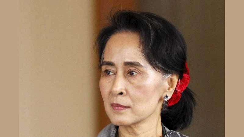 Aung San Suu Kyi will personally contest the ICJ