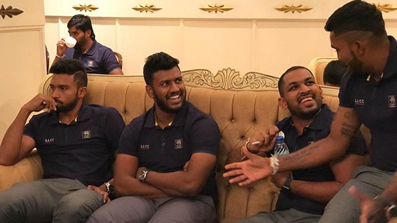 পাকিস্তানে হোটেলবন্ধী থাকতে হয়েছে শ্রীলঙ্কান ক্রিকেট দলকে