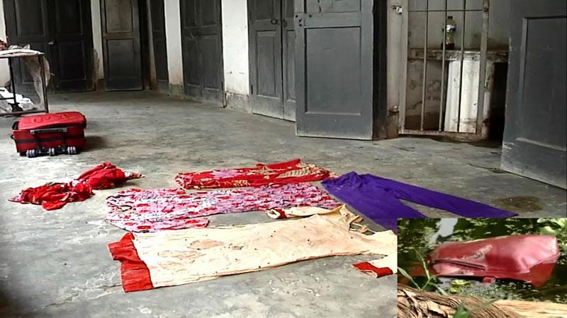 ময়মনসিংহে উদ্ধার হওয়া মরদেহের সঙ্গে মেয়েদের জামাগুলো উদ্ধার হয়, ছবি: সংগৃহীত