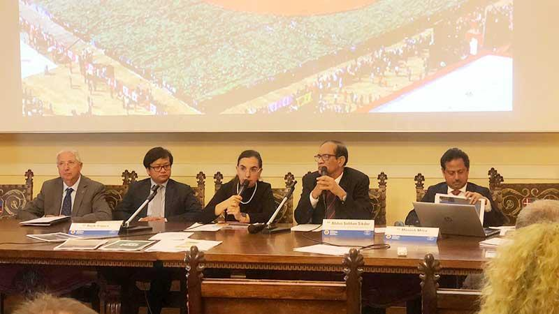Bangladesh mission in Italy holds commercial seminar