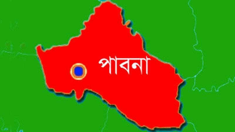 পাবনা জেলার মানচিত্র