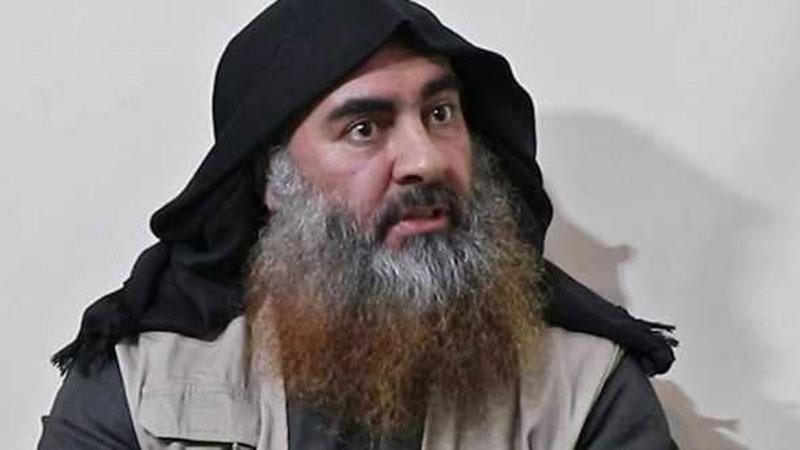 Islamic State leader Abu Bakr al-Baghdadi , Photo: Collected